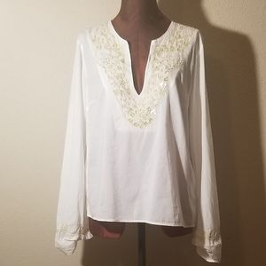 3for$20 - New York&Company white tunic